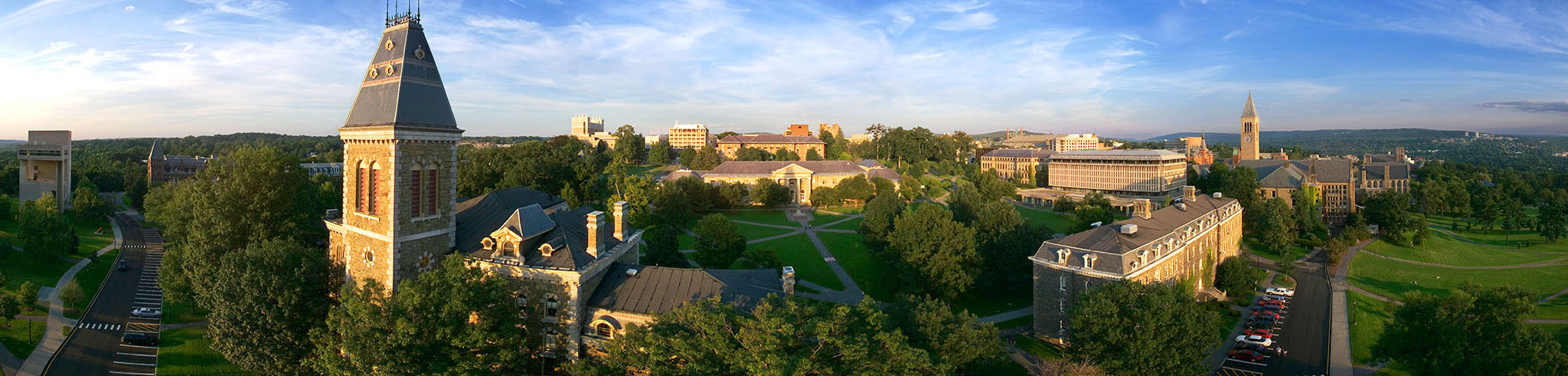 Photo of Arts Quad