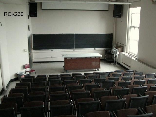 Rockefeller Hall 2nd Floor Classrooms Cornell University