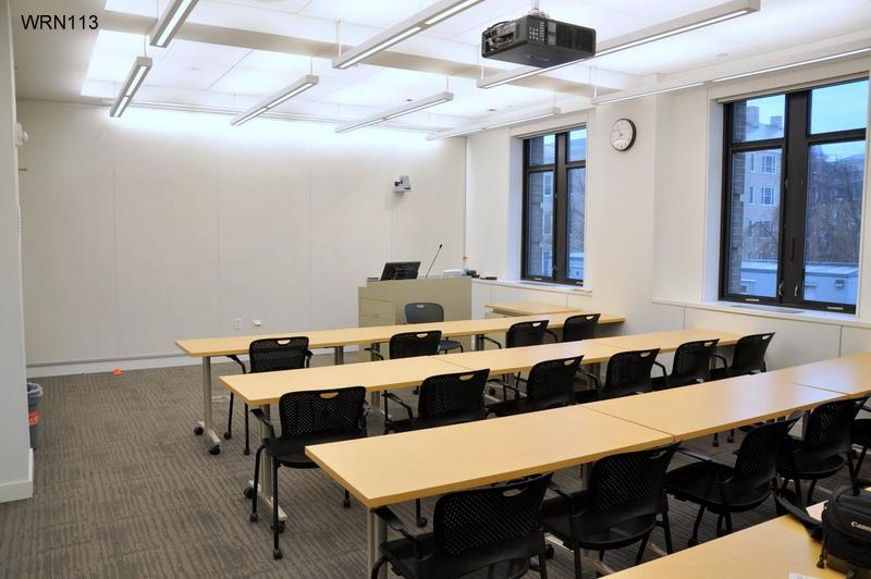 Warren Hall Classrooms Amp Lecture Halls Cornell